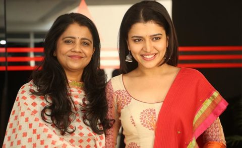 'Rangula Raatnam' Director Shree Ranjani, Heroine Chitra Shukla – Pics