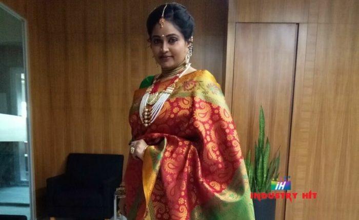 """I Am Doing The Role Of 'Mahanati' Savitri's Mother"" – Divyavaani"