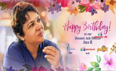 B.Jaya Birthday Designs