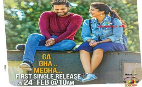ChalMohanRangaFirstSingle On Feb24th At 10AM