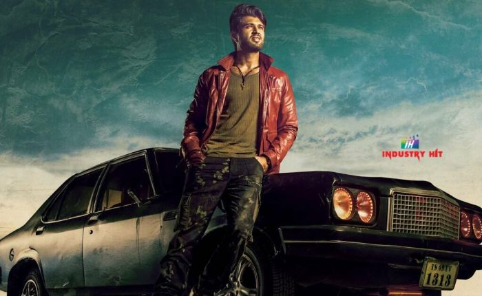 TaxiWala First Look Posters
