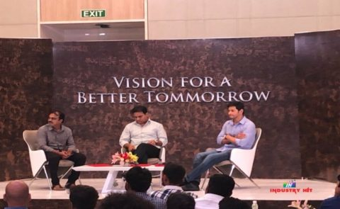 KTR appreciated Bharat Ane Nenu: Interacts with Mahesh and Koratala Siva