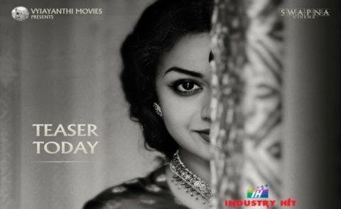 Teaser of 'Mahanati' – the Biopic on Savitri – releasing TODAY