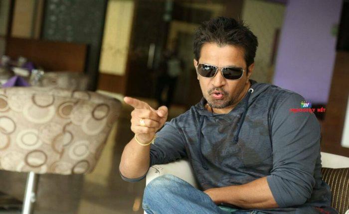 Arjun Interview Pics