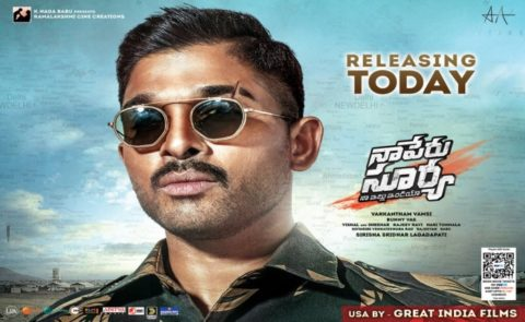 'Naa Peru Surya' Review
