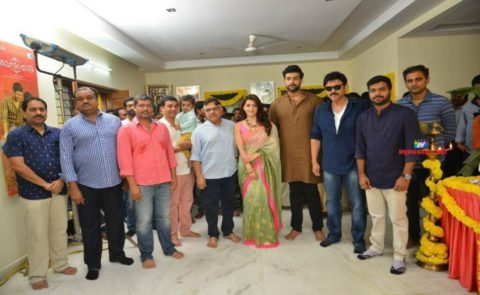 VictoryVenkatesh-VarunTej's F2 Launch Photos