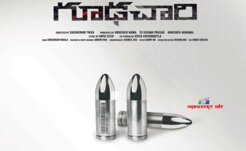Goodachari Movie To Release On Aug3rd