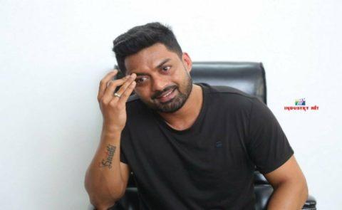 KalyanRam Interview Pics