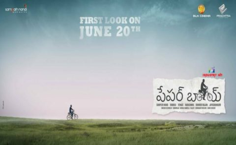 PaperBoy Pre Look Poster – FL on June20th
