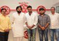 Pawan Kalyan Launched 'Yettaagayya Shiva' Song - AatagadharaSiva
