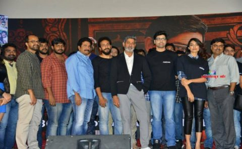 Goodachari Success Meet – Pics
