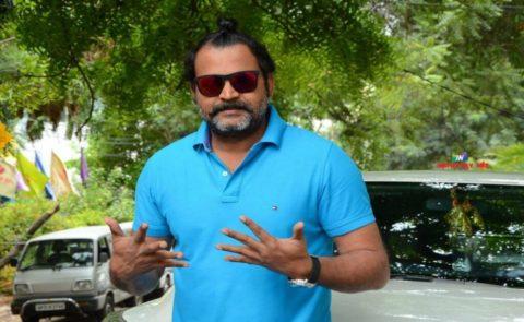 Brand Babu Director Prabhakar – Pics