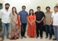 SrinivasaKalyanam Team At Tirumala