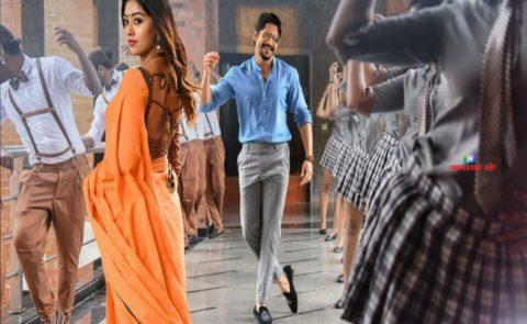 SailajaReddyAlludu – Anu Baby Video Single Stills