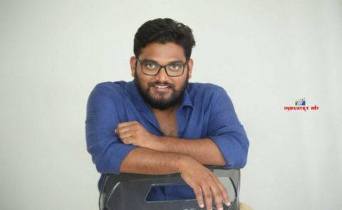 Venkatesh Maha Interview Photos