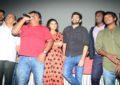Hello Guru Prema Kosame Team at Vishwanath & SriRamulu Theatres