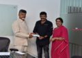 Dr. Rajasekhar & Jeevitha Rajasekhar have contributed Rs 10 lakh towards Cyclone Titli in Srikakulam