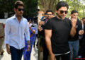 Celebrities Cast Their Vote In Hyderabad - Pics
