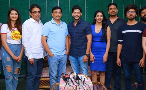 'Hushaaru' Press Meet – Pics