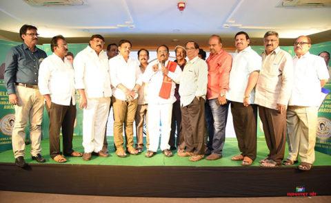 Natabhushana SobhanBabu Seva Samiti Press Meet – Pics