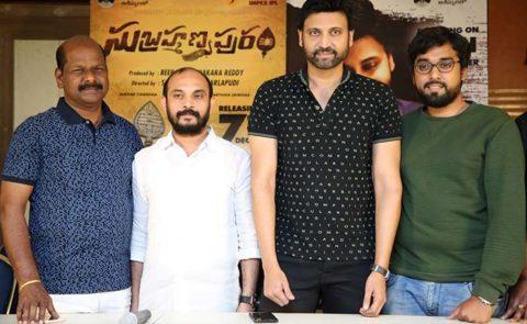 'Subrahmanyapuram' Success Meet – Pics