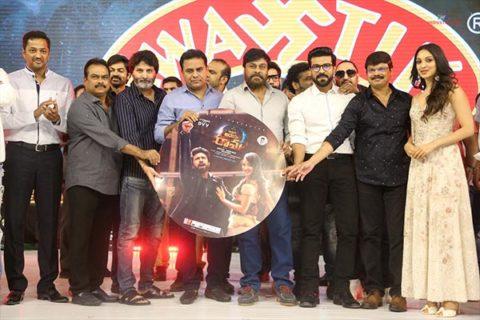 'Vinaya Vidheya Rama' Pre-Release Event – Pics
