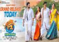 'F2 - Fun & Frustration' Movie Review