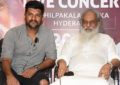 Legendary Singer KJ Yesudas Press Meet - Pics