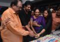 Darling Prabhas At Rebel Star Krishnam Raju Birthday Celebrations - Pics