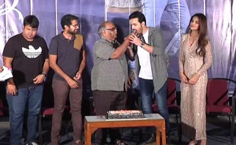 'Mr Majnu' Success Meet – Video
