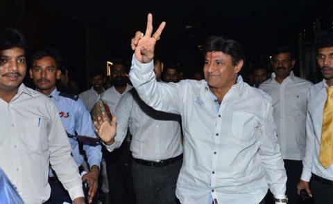 'NTR Kathanayakudu' Special Screening At AMB Cinemas – Pics