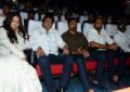 'NTR Kathanayakudu' Team At Bhramarambha Theatre - Pics