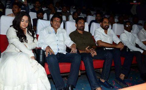 'NTR Kathanayakudu' Team At Bhramarambha Theatre – Pics