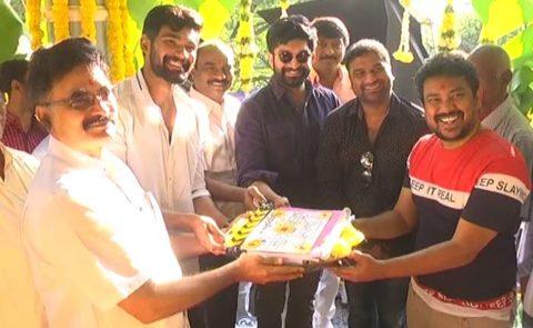 Bellamkonda Sreenivas – Ramesh Varma New Film Launch – Video