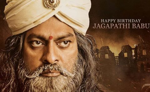 Jagapathi Babu as VeeraReddy in 'SyeRaa' – Posters