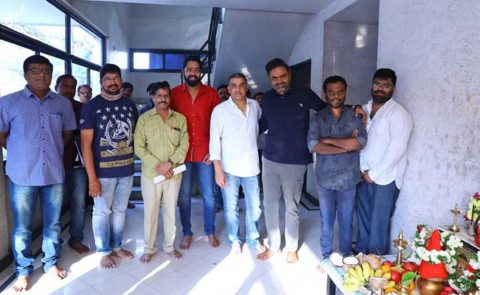 Superstar Mahesh's 'Maharshi' Dubbing Commences – Pics