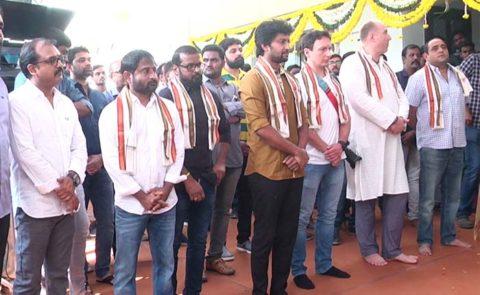 Nani Vikram Kumar Mythri Movie Makers Movie Launch – Video