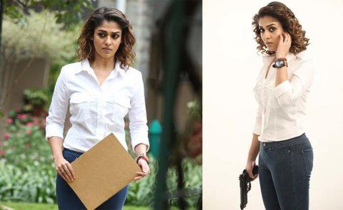 Nayanthara's blockbuster 'Imaikkaa Nodigal' in Telugu as 'Anjali CBI'