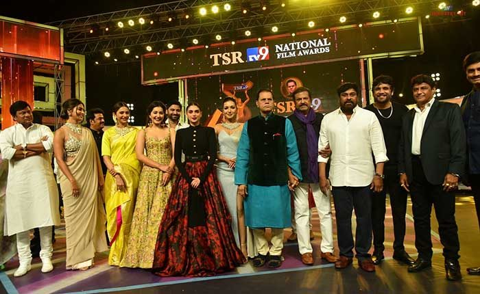 TSR TV9 National Awards (2017 – 2018) – Pics