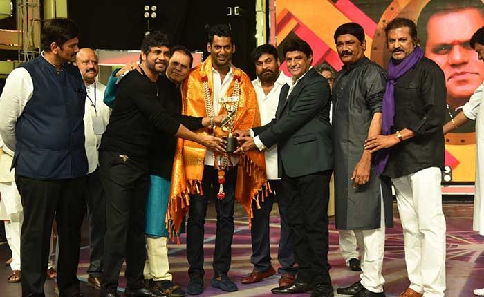 TSR TV9 National Awards – Pics