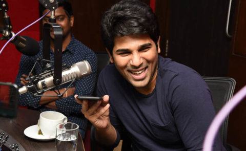 'ABCD' (Allu Sirish) Song Launch At RED FM – Pics