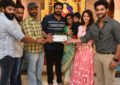 Aadi Saikumar and Vedhika Telugu-Tamil Bilingual Launched