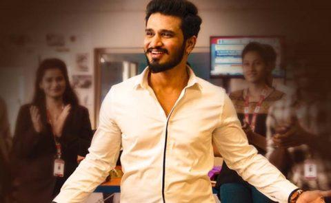 Megastar Chiranjeevi Compliments Nikhil's 'Arjun Suravaram' Teaser