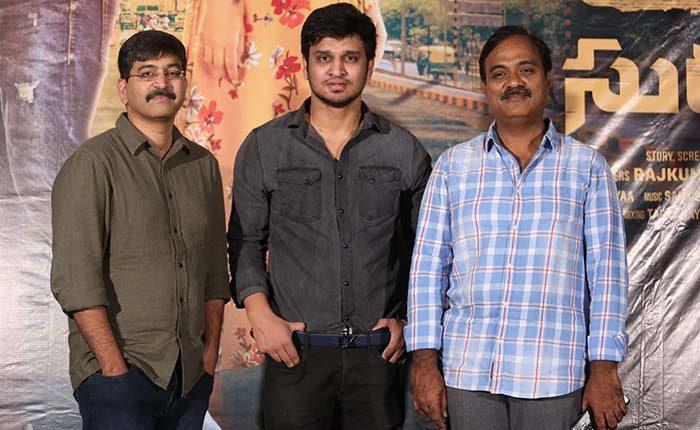 'Arjun Suravaram' Release Date Press Meet – Pics