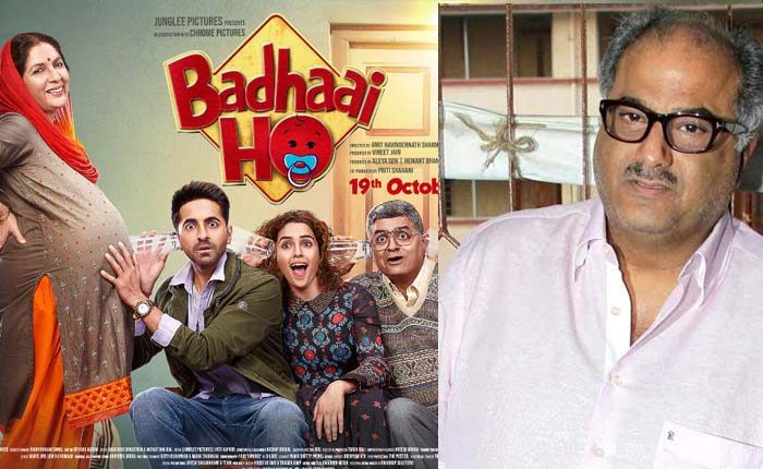 Boney Kapoor Buys Remake Rights Of Blockbuster 'Badhaai Ho' For All South Indian Languages