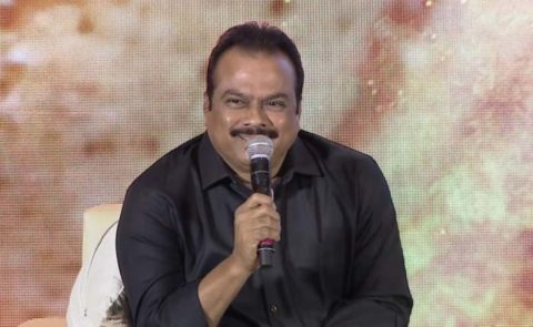 DVV Danayya Speech @ 'RRR' Press Meet – Video