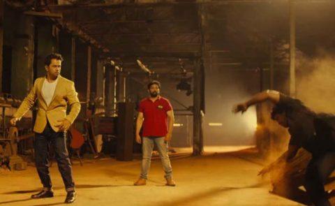 'Iddaru' (Arjun, JD Chakravarthy) – Teaser