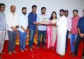Karthi, Rashmika's Film Launch - Pics