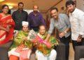 'MAA' Meets Krishna, Vijayanirmala, Krishnam Raju, Talasani Srinivas Yadav - Pics