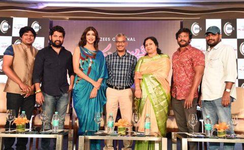 'Mrs Subbalakshmi' (Manchu Lakshmi) Press Meet – Pics